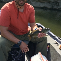 Rich's nice small mouth