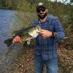 Kevin Miller's nice Marsh Creek Bass