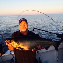 Lake Ontario 2014