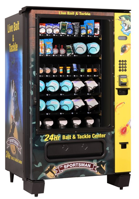 bait vending machine locations near me