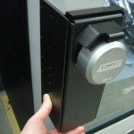 Handle Cover locked -Sportsman