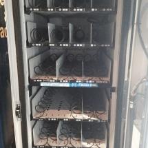 Inside Frozen Bait Box