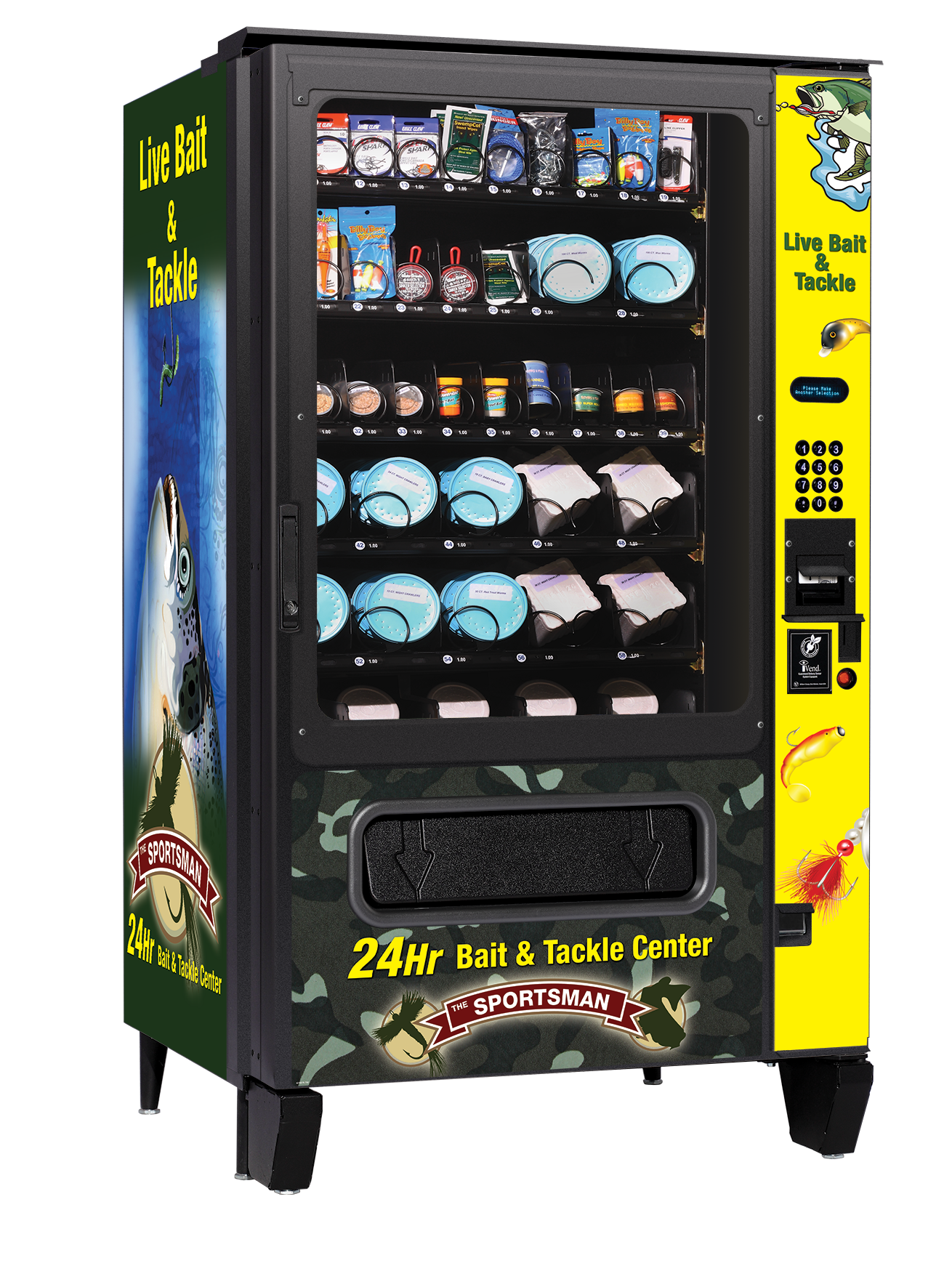 Live Bait Vending com – The future in selling bait today